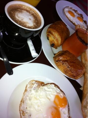 Cafe Paris Cambronne