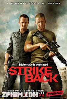 Trả Đũa 5 - Strike Back Season 5 (2015) Poster