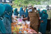 Bupati Subang Hadiri Festival Kreasi Makanan Berbahan Singkong
