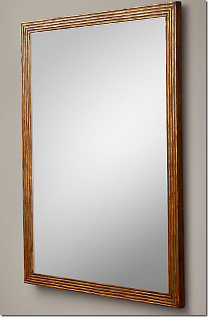 This Is A Personal Favorite In Gilt Gold Louis Xvi Mirror