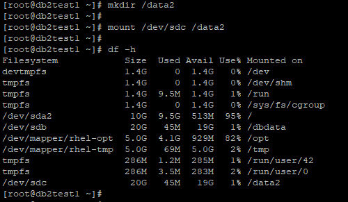 Mount File System
