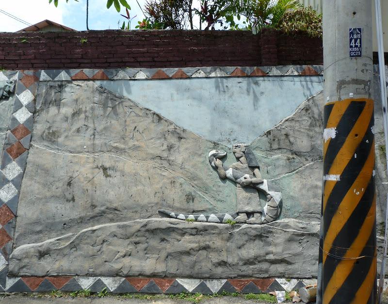 Puli  en passant , entre autres, par les villages de l ethnie Bunum de Loloko et Dili. J 10 - P1160900.JPG