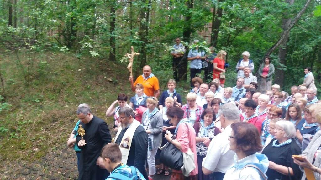Ponary na Litwie i Troki, 4 lipca 2016 - IMG-20160703-WA0045.jpg