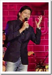 Shaan (Shantanu Mukherjee) is a great Playback singer- the green express