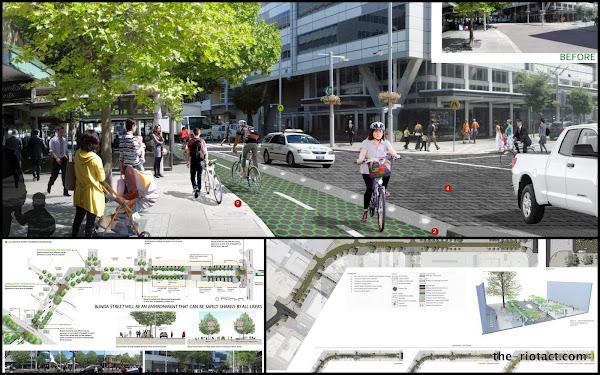 bunda street plans