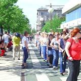 Flash Mob a Dunakorzón 120429
