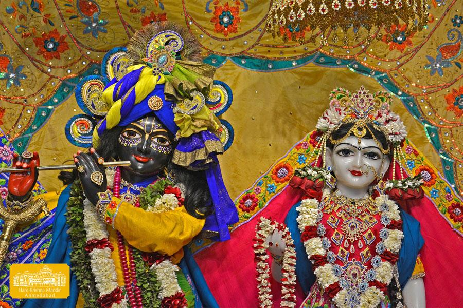 ISKCON Hare Krishna mandir Ahmedabad 09 Jan 2017 (4)