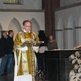 Verabschiedung von Diakon Hans Gerd Grevelding durch den Leiter der italienischen Mission