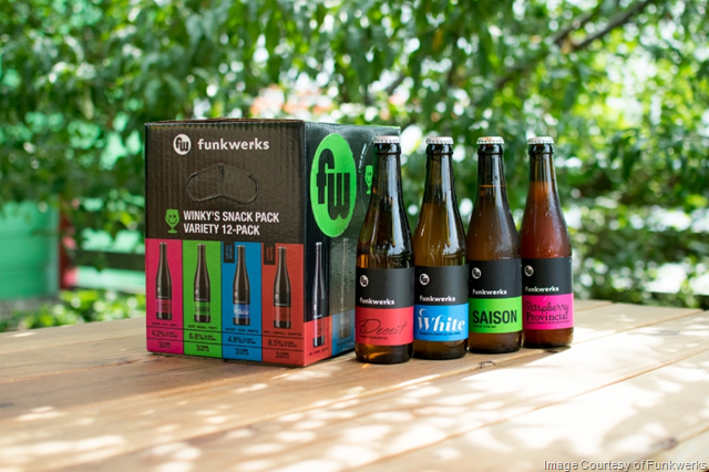 Funkwerks Announces New Winky's Snack Pack; Winky's Warehouse