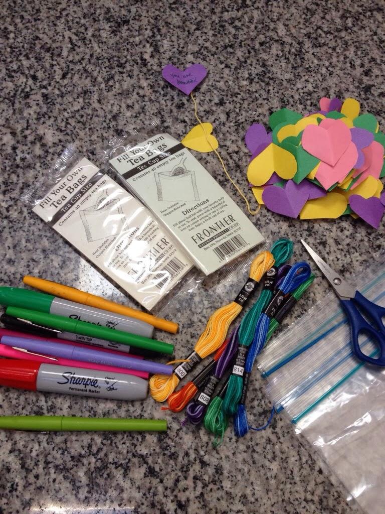 Diy Herbal Tea Bags And Tea Tags For Self Care Natural