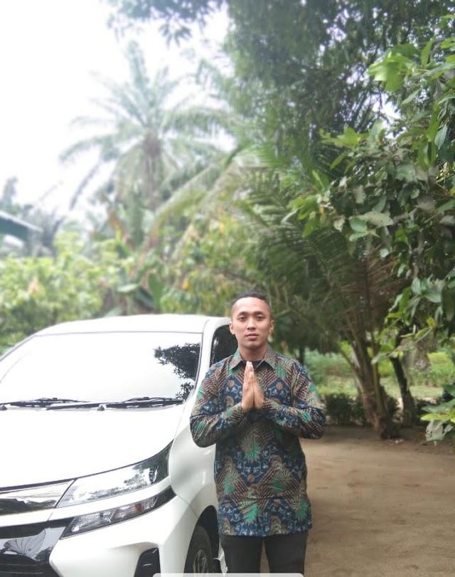 Ahmad Bakri Syahputra S.E Siap Pimpin Partai Nusantara Kabupaten Deli Serdang