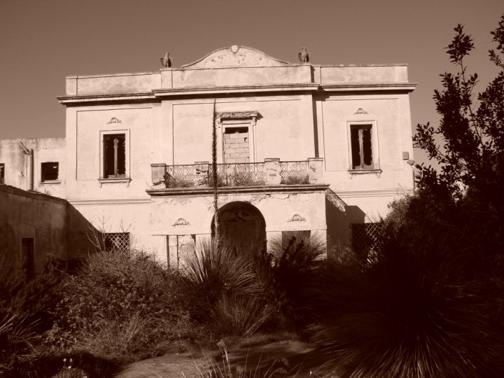 Villa Cagliari di Panoxi