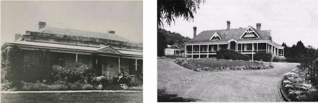Urrbrae House 1890 and 1889