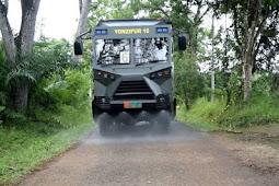 Asah Kemampuan, Prajurit Yonzipur 10/JP/2 Kostrad Mengikuti Latihan Penanganan KBRN Di Sumsel
