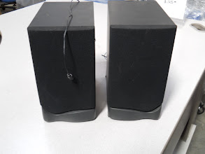 Photo: Grand Prix Speakers $6 for pair