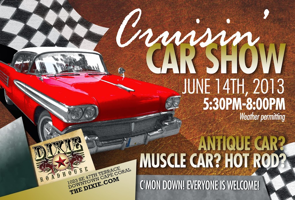 DRH Crusin Car Show