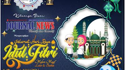 Selamat Hari Raya Idul Fitri!