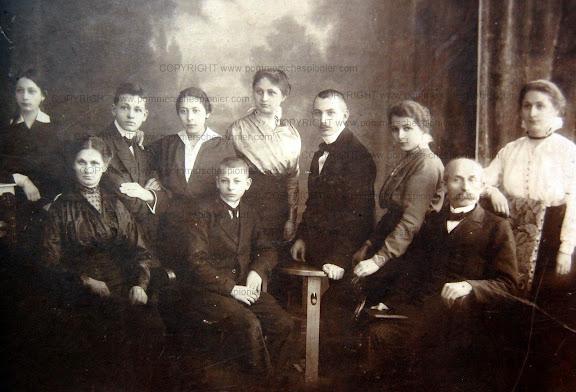 The photo of the Kubasik's family