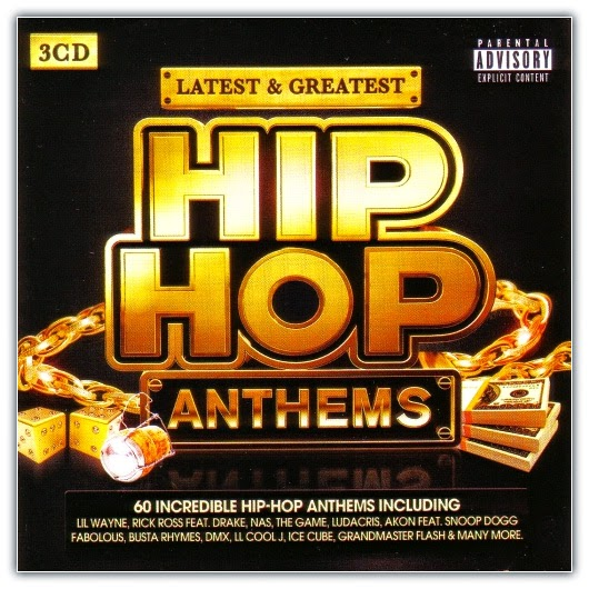 VA-Latest & Greatest: Hip Hop Anthems Box Set 3CD (2014