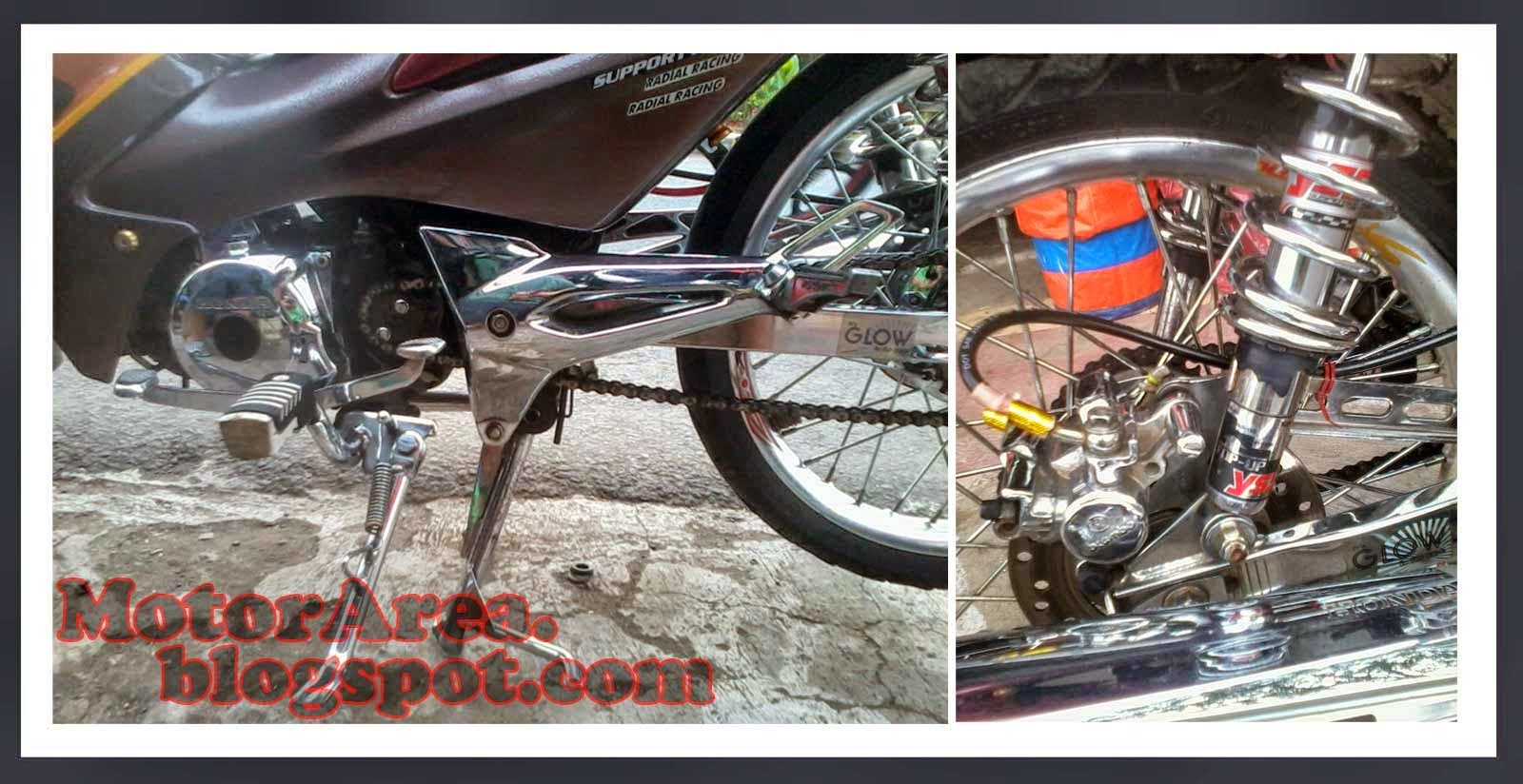 Kumpulan Modifikasi Road Race Motor Supra Fit Terlengkap Cabang