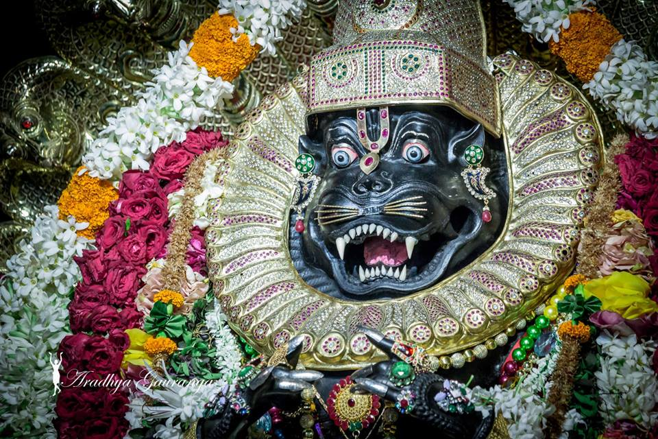 ISKCON Mayapur  Deity Darshan 22 July 2016 (40)