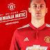 OFFICIAL💥 Man Utd♦ Sign Matic from Chelsea