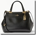 Coach Top Handle Bag with Long Strap