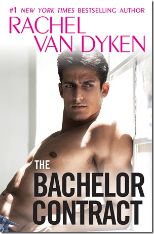 New Release: The Bachelor Contract by Rachel Van Dyken + Excerpt