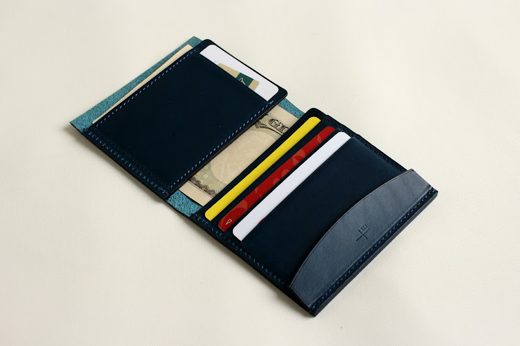 FERMA WALLET Short: blue