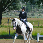 Clients and Horses in Training with Seana