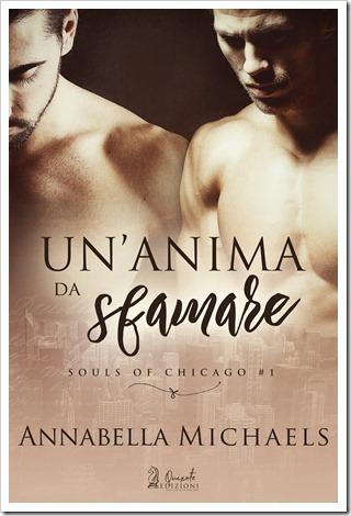 Un'anima da sfamare- A Michaels - cover ebook
