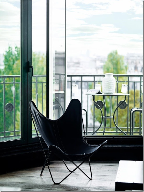 loft-stile-industriale-francese-pareti-vetrate-3