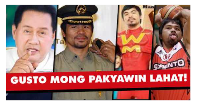 """WATCH! """"Pati si PDU30, Babanggain mo!"""" Pacquiao, Sinupalpal ni Pastor Quiboloy!"""