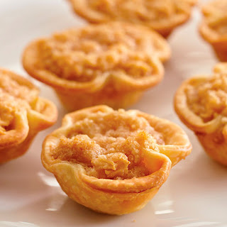 Dutch Apple Mini Tarts Recipe