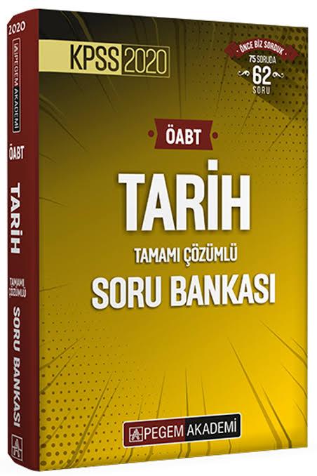 Pegem Yayınları Tarih Soru Bankası.pdf