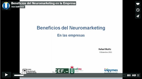 Beneficios del Neuromarketing en las empresas (conferencia online)