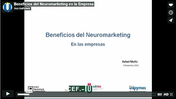 Beneficios del Neuromarketing en las empresas