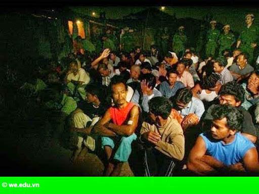 Hình 1: Malaysia cam kết hợp tác giải quyết vấn đề nhập cư bất hợp pháp