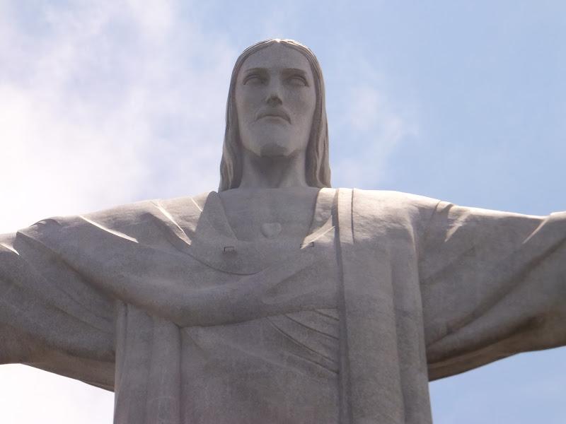 Cristo sobre el Corcovado, Río de Janeiro, Brasil, Elisa N, Blog de Viajes, Lifestyle, Travel