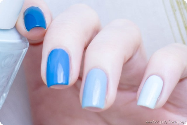 paintintospring ombre blue essie swatch nailart_-3