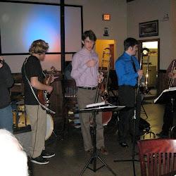 January 2011 Jazz Jam