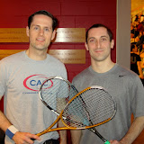 Open 3.0: Finalist - Iain Prendergast (Concord-Acton Squash Club); Champion - Stephen Lamb (Boston Squash Club-Waltham)