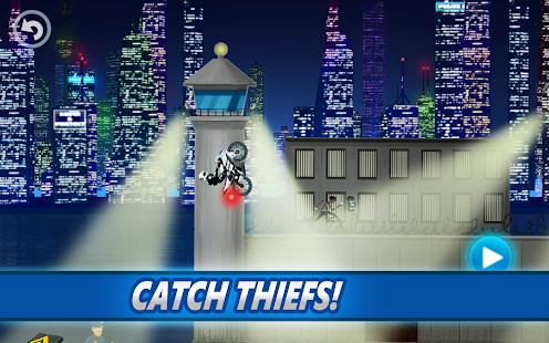 MotoCross - Police Jailbreak - náhled