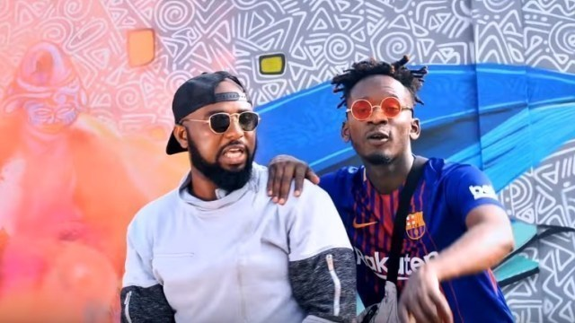 Download Video: Gasmilla ft. Mr Eazi – K33shi