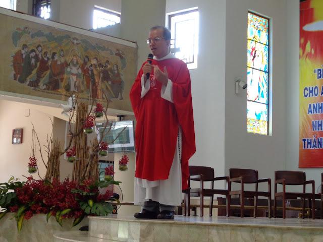 Sinh nhựt lần IV của Ca đoàn Thánh Linh