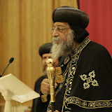 His Holiness Pope Tawadros II visit to St. Mark LA - _09A9065.JPG