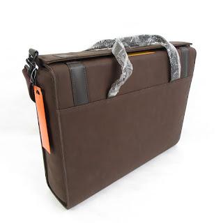 Nava Brown Mens Bag