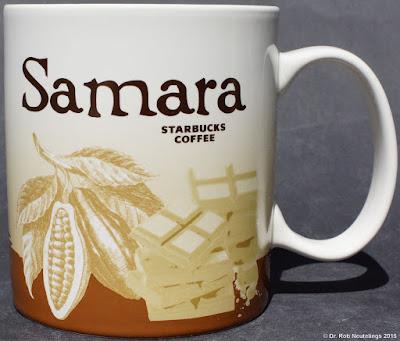 Russia - Samara / Самара www.bucksmugs.nl