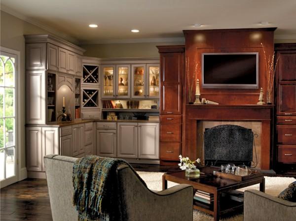 Kitchen Cabinets - Parker-Maple-Portabello-and-Cherry-Cinnamon-600x449.jpg
