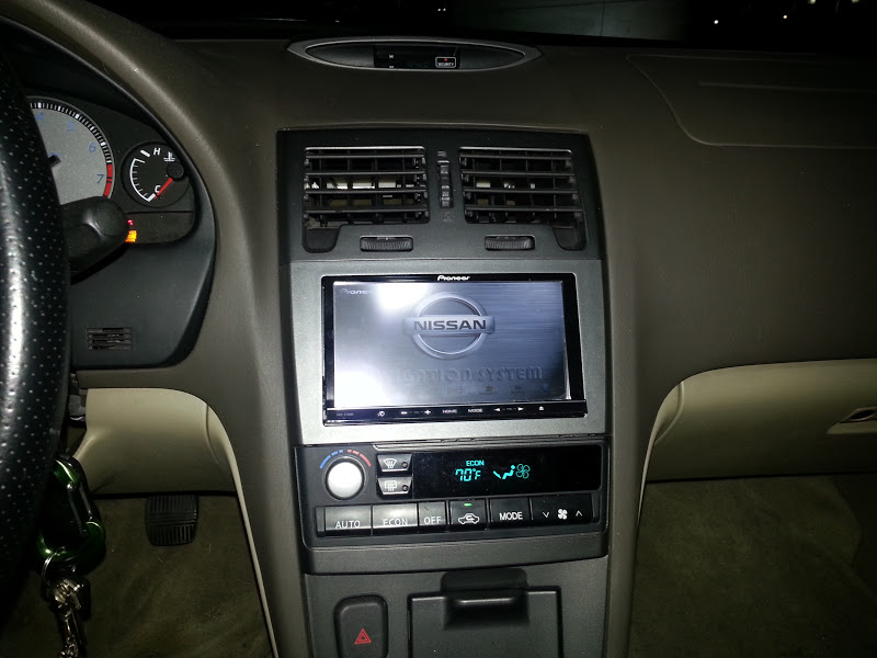 Pics And Info Of Factory Double Din Replacements Maxima